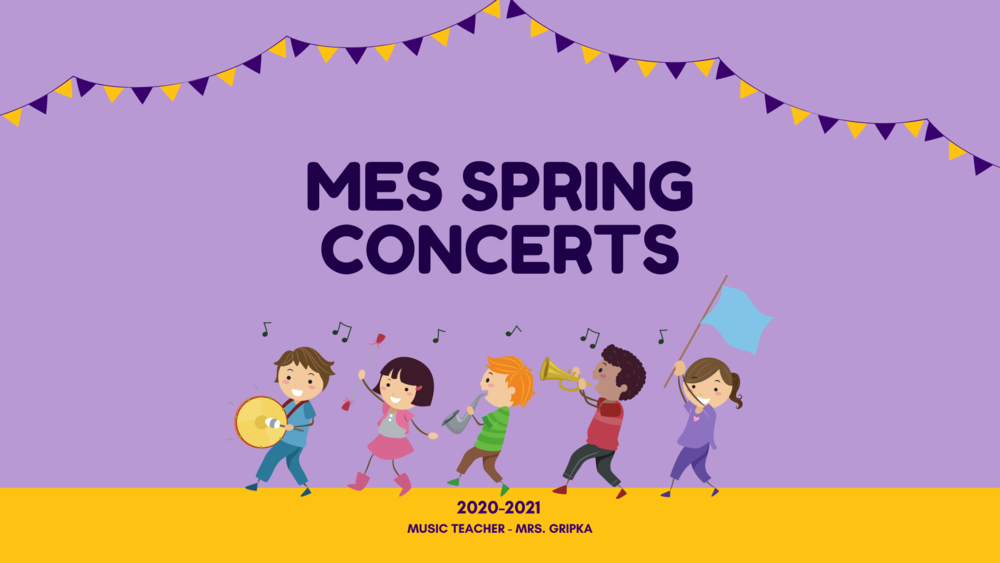 MES Spring Concerts